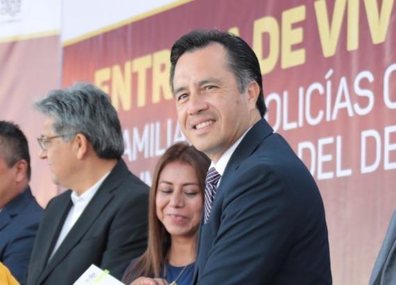 Gobernador asegura que ya hay 43 detenidos por agresiones sexuales, en Veracruz