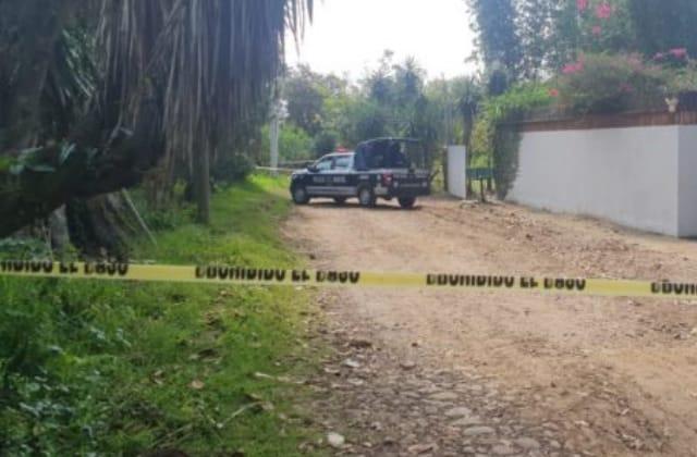 Hallan a sujeto sin vida en La Orduña, Coatepec