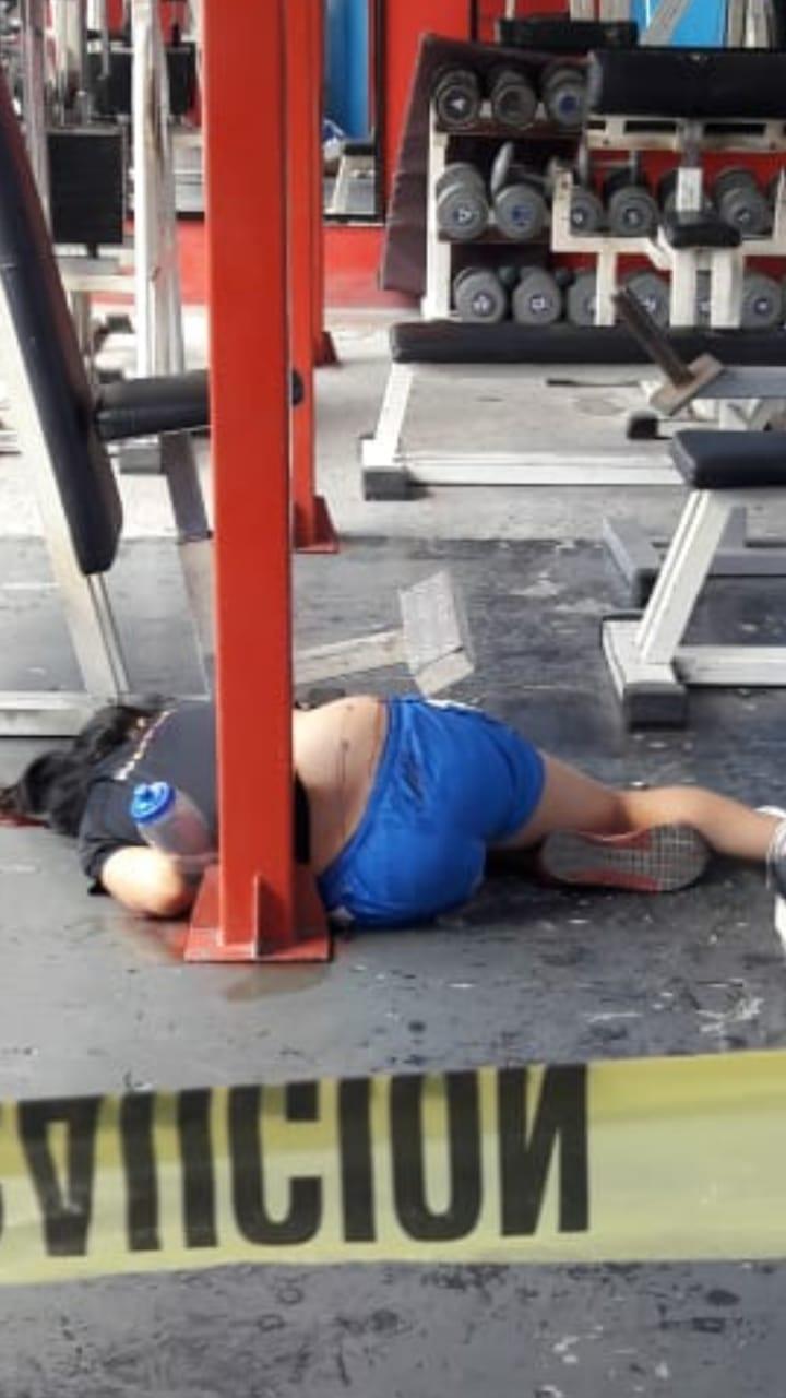 Joven asesinada en gimnasio de Mendoza es hija de diputada de Morena