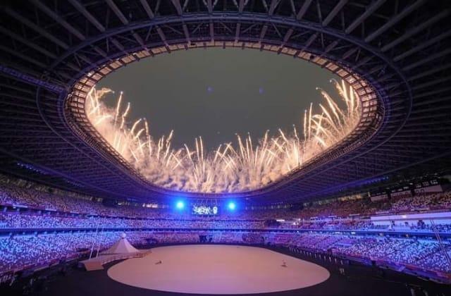 En Vivo | Así arranca inauguración de Olimpiadas Tokio 2020