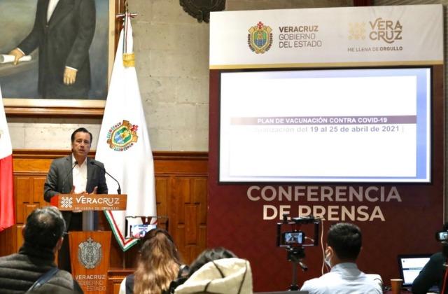'No vengo con la espada desenvainada', CGJ sobre caso de Yunes Linares