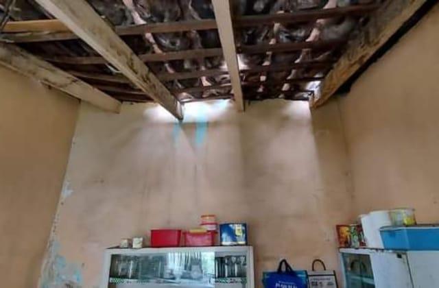 A través de Facebook, logran apoyo para vivienda en Coatepec