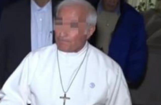 Padre Aristemio recibe condena de 34 años por violar a una niña
