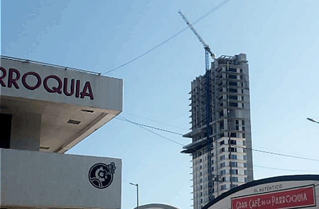 INAH pide revisión profunda a edificio 'altísimo' en centro de Veracruz