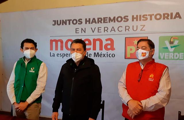 Da manotazo dirigencia nacional de Morena por conflicto en Veracruz