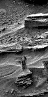 Dama de Negro en Marte genera polémica en redes sociales
