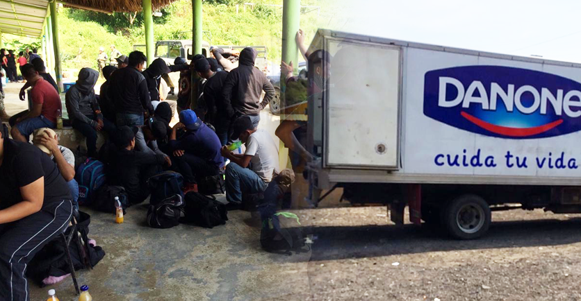 Así centenares de migrantes han sido asegurados en Veracruz