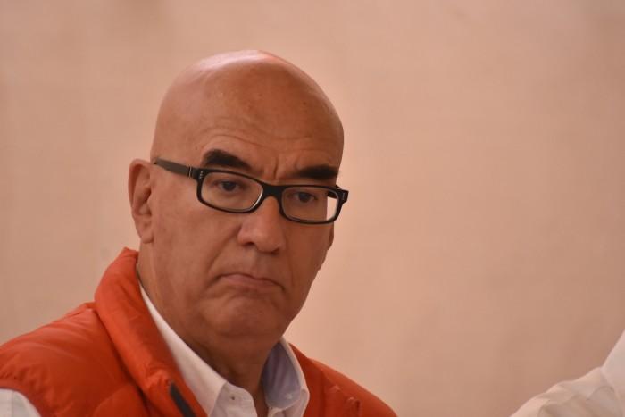 Dante Delgado aceptó coalición por 45 candidaturas: PRD