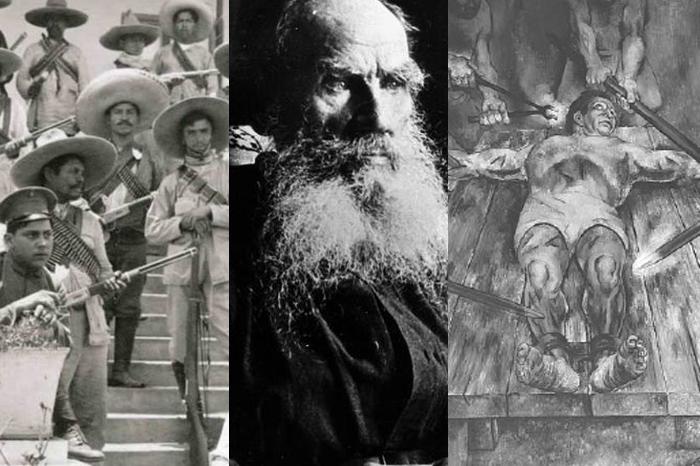 20 de noviembre: la Revolución Mexicana, la muerte de Canek y Tolstoi