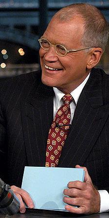 Se retira David Letterman de la TV