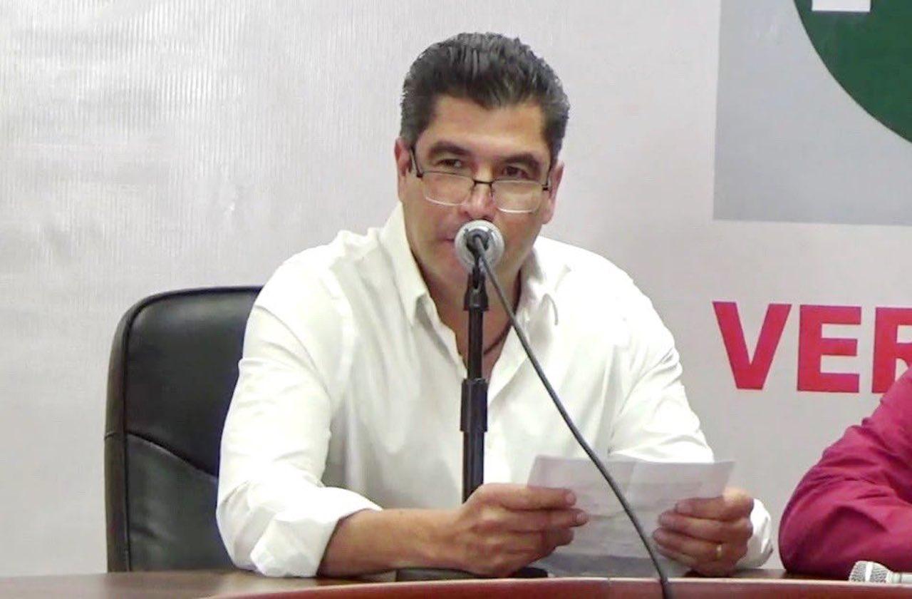 David Velasco declina como candidato de alianza PRI-PAN-PRD en Xalapa