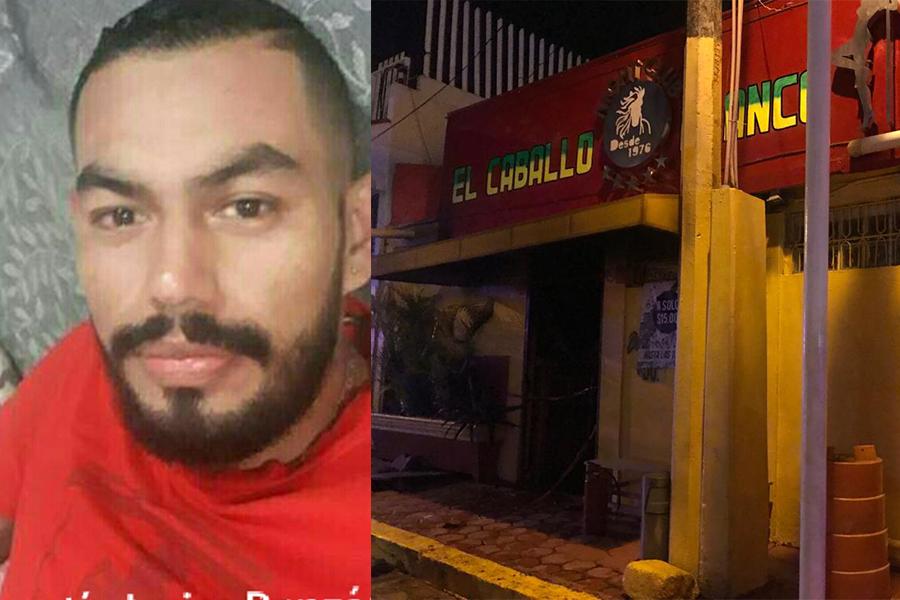 Joven desaparecido y presuntamente decapitado era dueño del bar quemado en Coatzacolcos