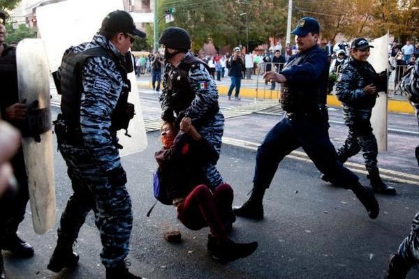 Con EPN hemos mejorado en Derechos Humanos: Campa Cifrián; ¿es cierto?