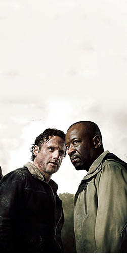 Walking Dead' lanza póster de 6ta temporada