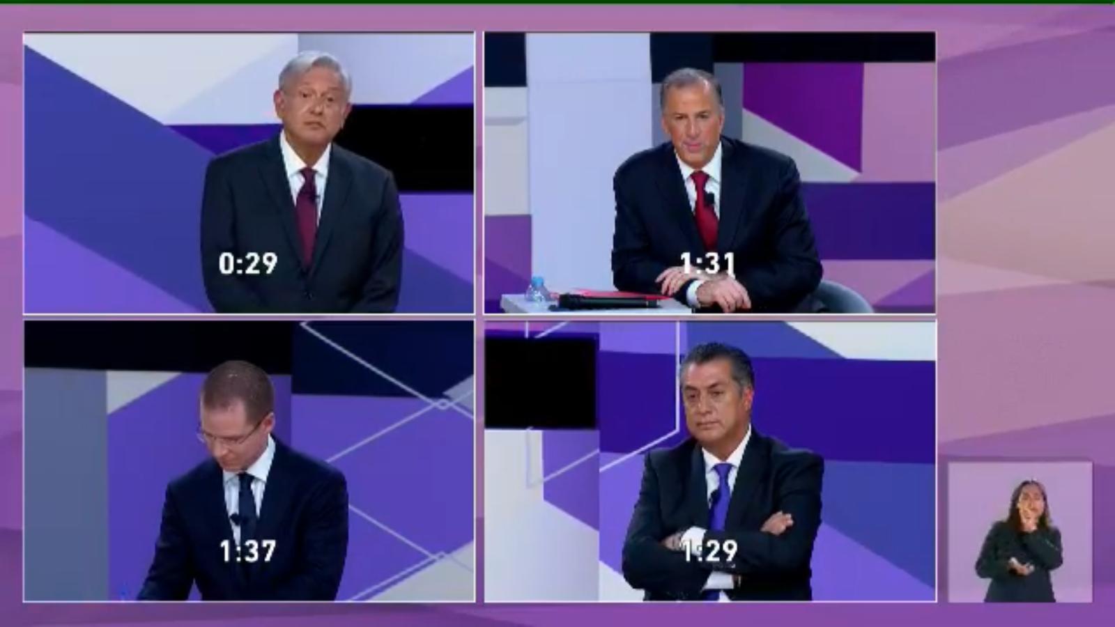 Lo destacado del segundo debate presidencial
