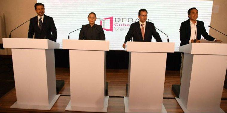 ¿Qué proponen los aspirantes a gobernar Veracruz para las mujeres?