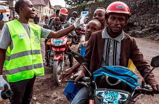 "Declara OMS ""alto riesgo"" de epidemia de ébola en estos países"