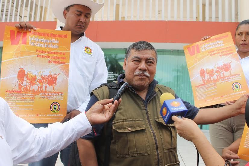 Advierten protestas de pueblos indígenas contra reforma energética