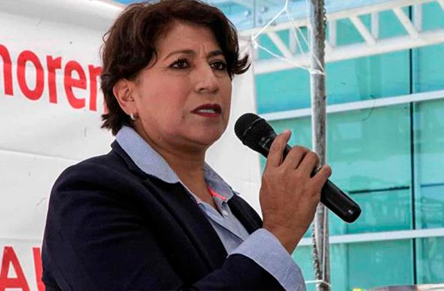 Delfina Gómez, nueva titular de la SEP; AMLO ya le dio primera tarea