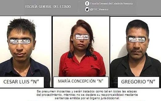 La Ojitos, presunta secuestradora que asesinó a médico de Córdoba