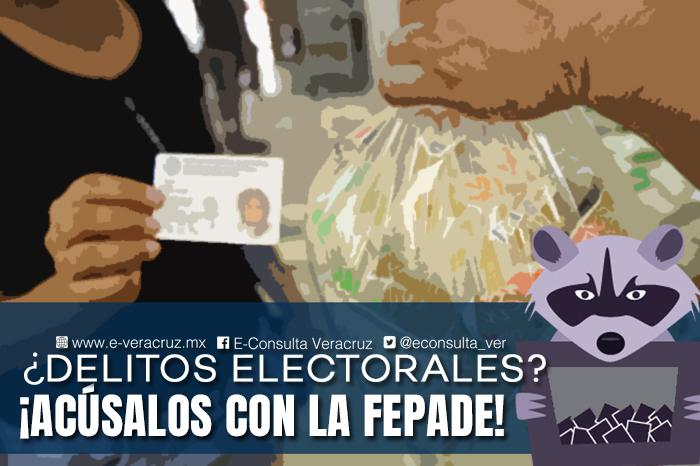 ¿Qué es un delito electoral; cómo y dónde denunciarlo?