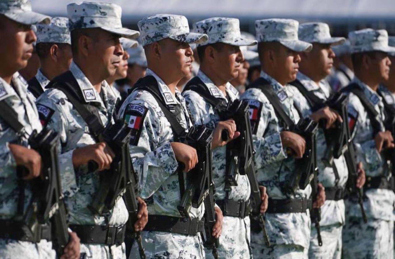Demandan mayor presencia de la Guardia Nacional en Veracruz