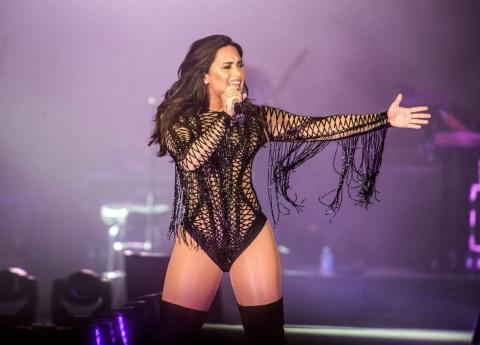 Demi Lovato cantará himno en la pelea Mayweather y McGregor