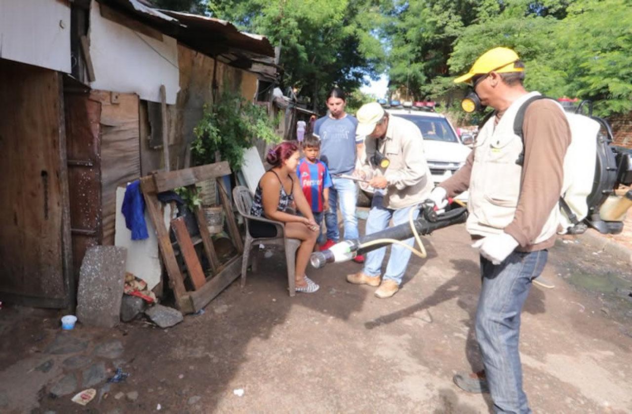 Se intensificarán acciones contra el dengue, colocarán 7 mil ovitrampas