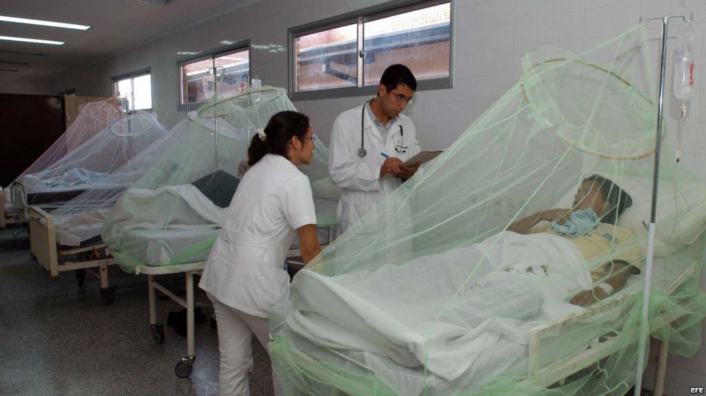 Se elevan a 6 mil 107 los casos confirmados de dengue en Veracruz