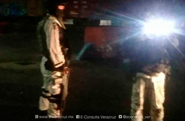Denuncian acoso por parte de personal de Migración, en Río Blanco