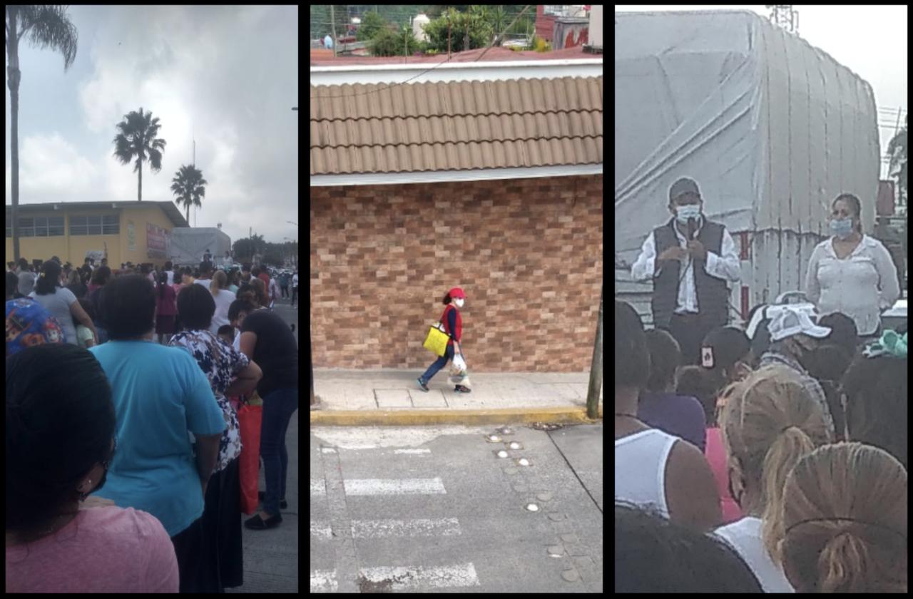 Denuncian a Alcalde de Mariano Escobedo por actos proselitistas