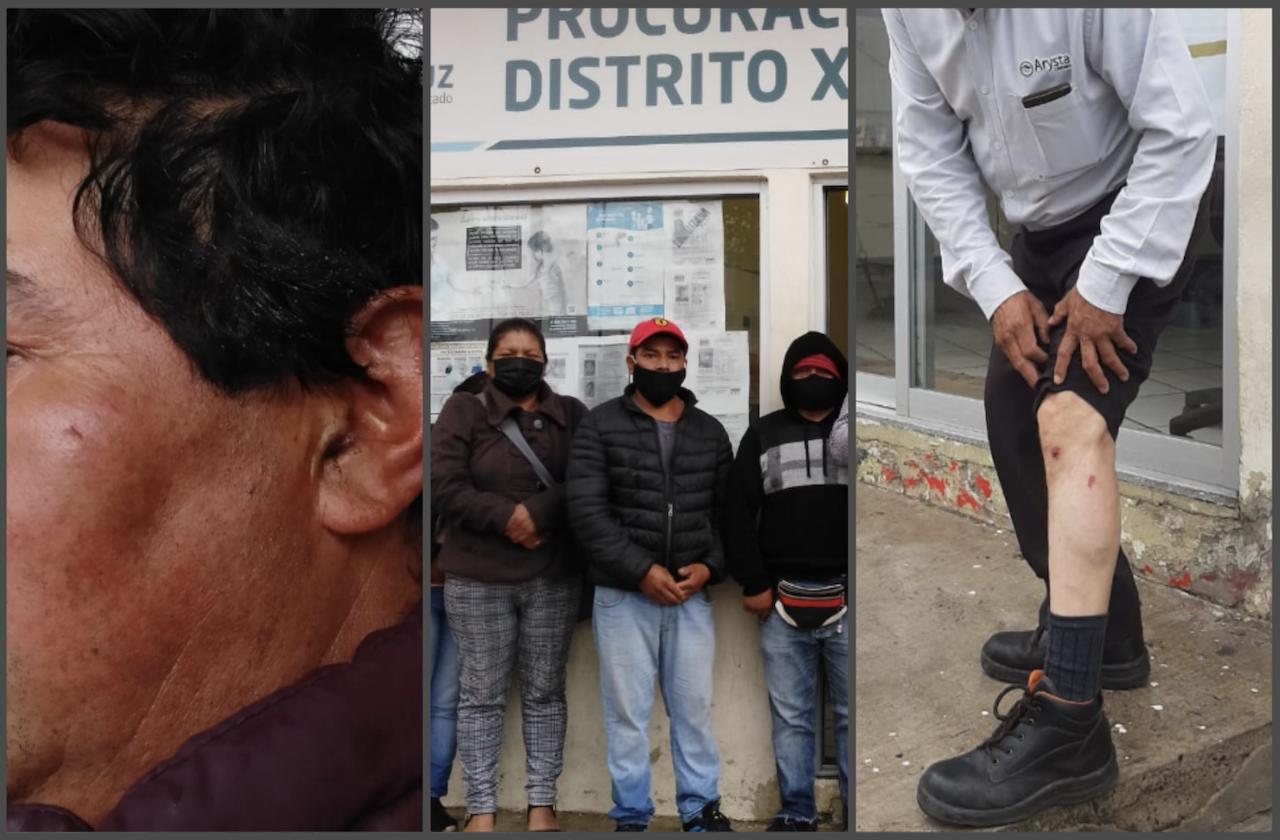Denuncian retenes y violencia contra habitantes de Ayahualulco