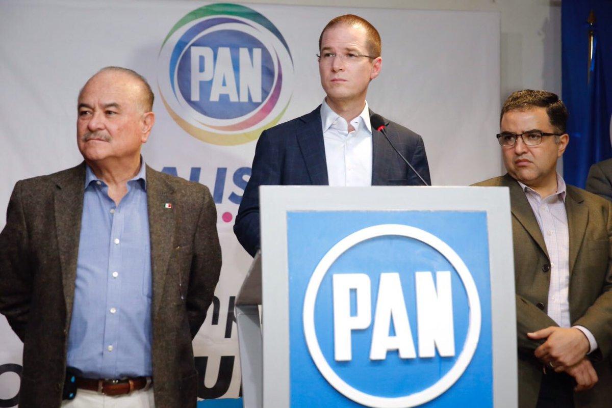 Ricardo Anaya habla tras la renuncia de Margarita Zavala al PAN