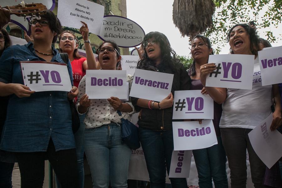 Ordenan al Congreso de Veracruz acatar Alerta que despenaliza aborto