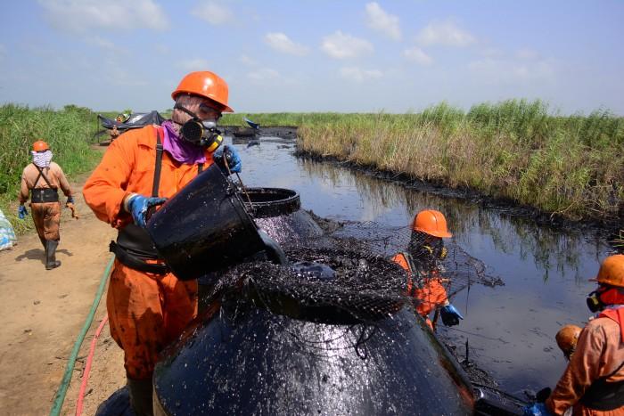 Veracruz, primer lugar en riesgos por la industria petroquímica