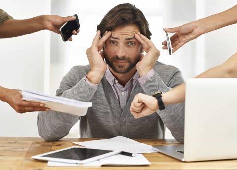 ¿Estrés crónico? Checa estos tips para acabar con él