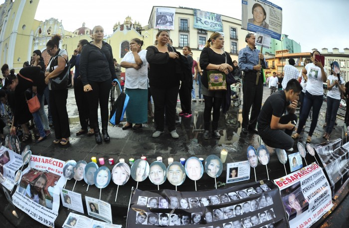 Familiares de desaparecidos edificarán memorial en Xalapa