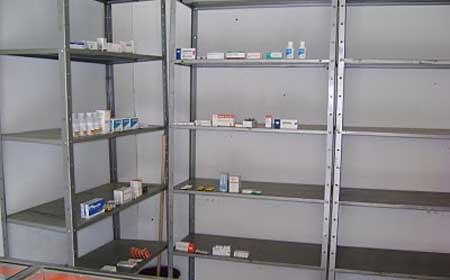 Desabasto de medicamentos en los 96 centros de salud de la zona sur