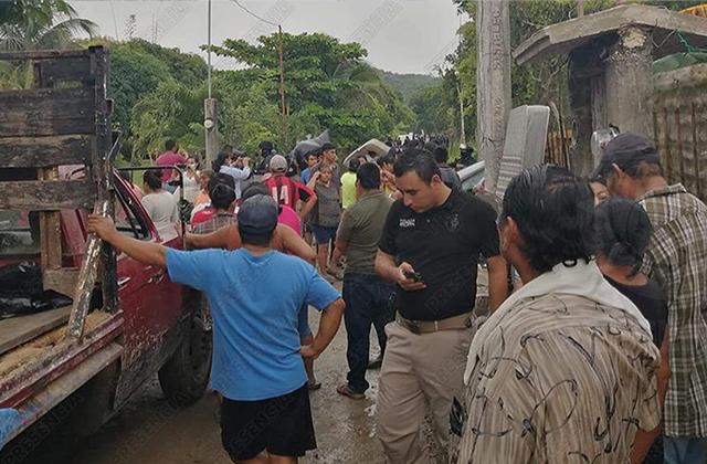 Desalojan a familias invasoras de reserva ambiental en Nachital