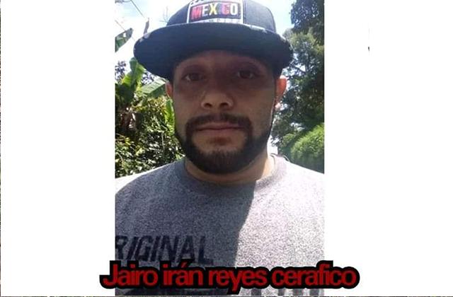 SE BUSCA | Jairo Reyes desapareció en Tomatlán hace 12 días