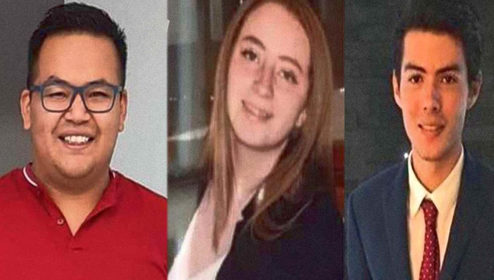 Tres jóvenes desaparecen al visitar Veracruz
