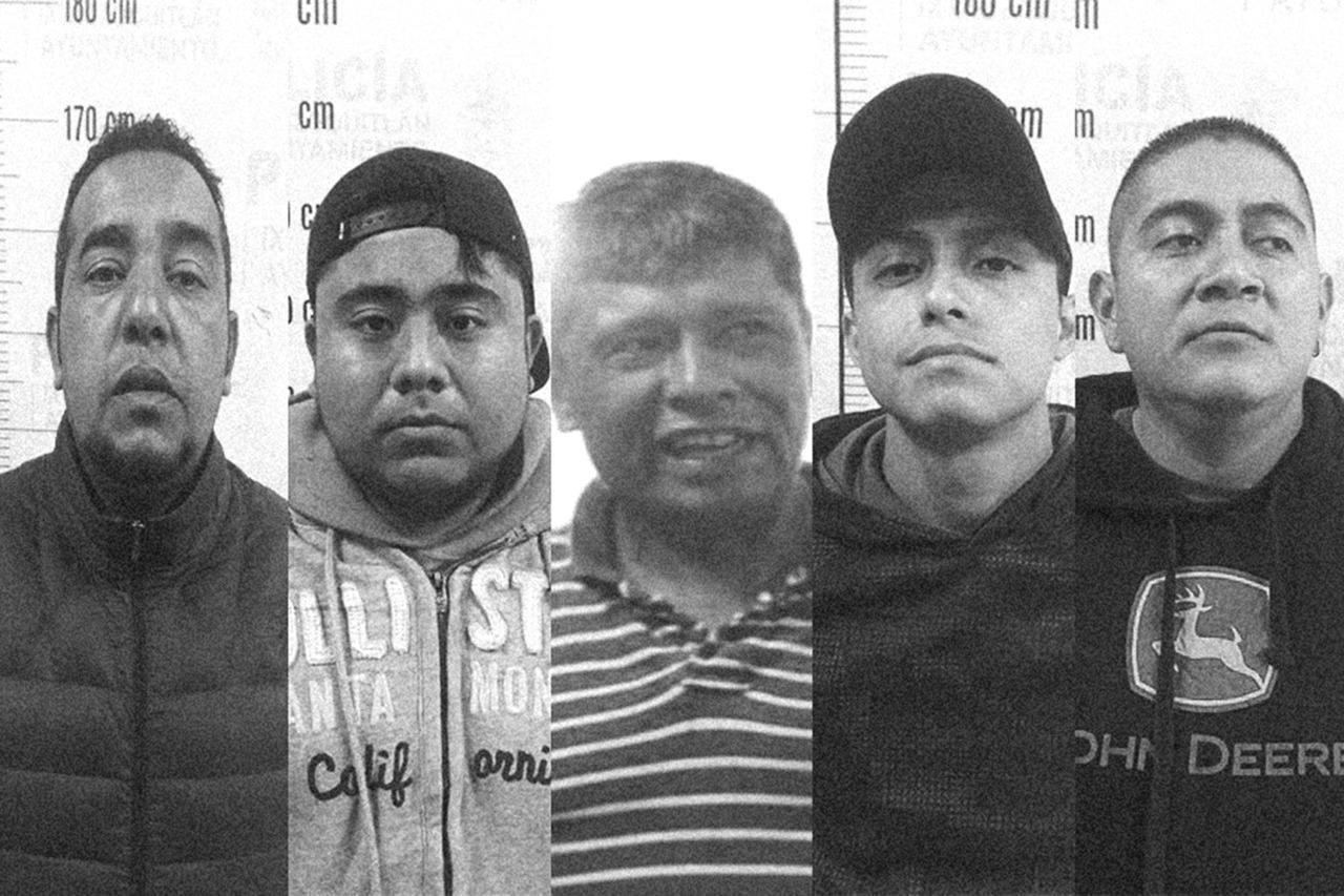No fueron siete, sino 10, los plagiados en comandancia de Veracruz