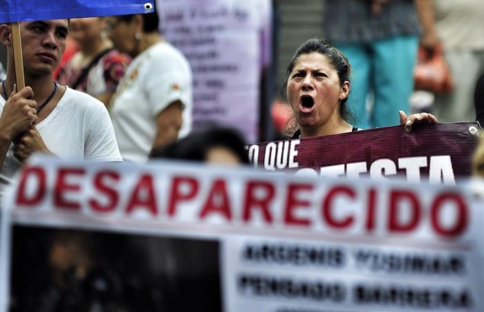 Policías y gobierno detrás de 6 de cada 10 desapariciones: Fiscal