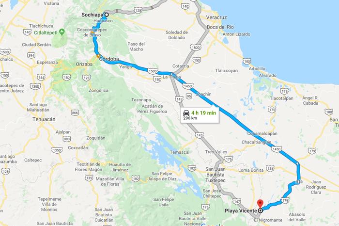 Desaparecen 3 jóvenes de Sochiapa; iban a Playa Vicente
