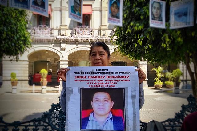 Doña Julia pasará navidad sin su hijo desaparecido