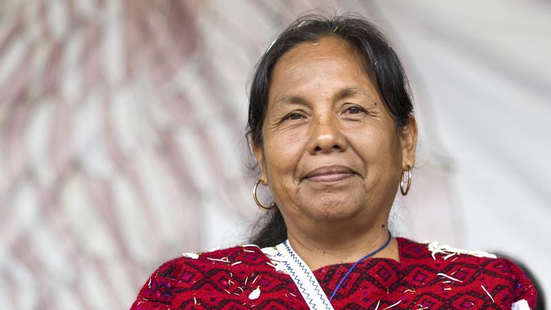Marichuy llegará a Veracruz entre clima de violencia e inseguridad