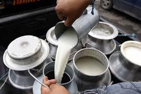 """Nos están acabando"", dicen productores de leche en Veracruz"