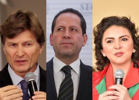 Descarta Gamboa a Ivonne Ortega, Eruviel y De la Madrid
