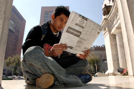 Desempleo cobra caro a jóvenes del mundo