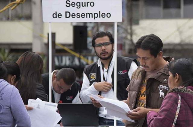 En junio se reactivó economía, pero se perdieron 901 mil empleos